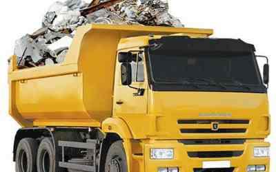 Вывоз строительного мусора - Новокуйбышевск, цены, предложения специалистов