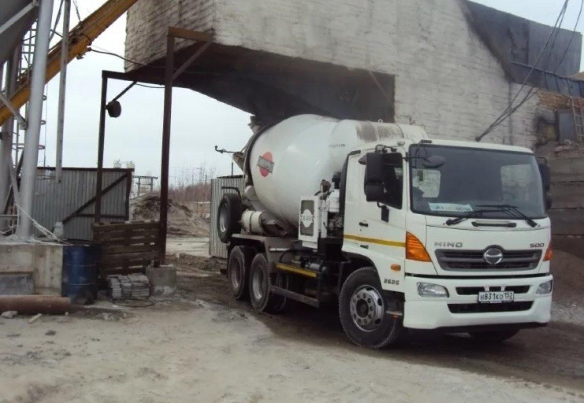 Бетон некрасовский бетон спб и область купить с доставкой