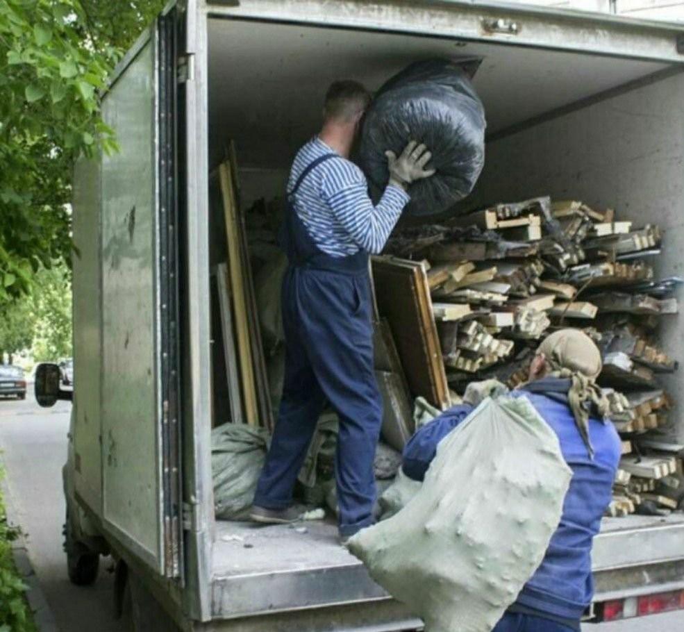 Вывоз,Вынос старой мебели и строительного мусора - Самара, цены, предложения специалистов