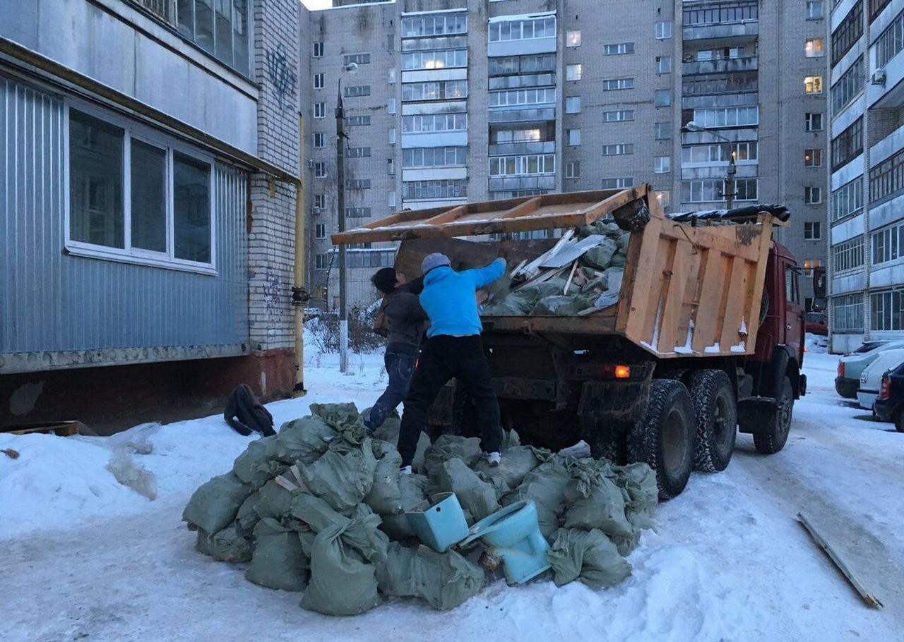 Вывоз строительного мусора и хлама - Новокуйбышевск, цены, предложения специалистов