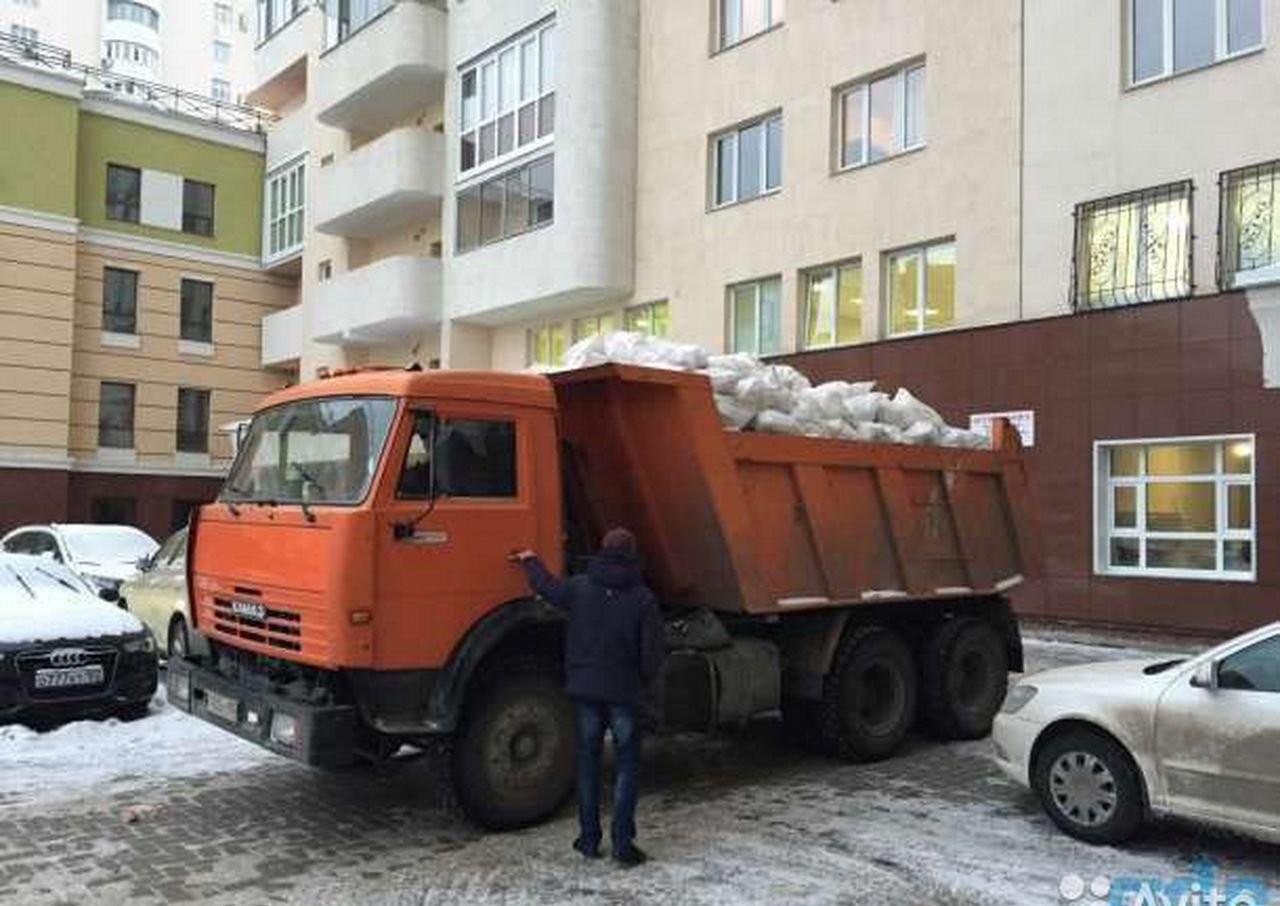 Вывоз мусора / строительного / грунта - Самара, цены, предложения специалистов