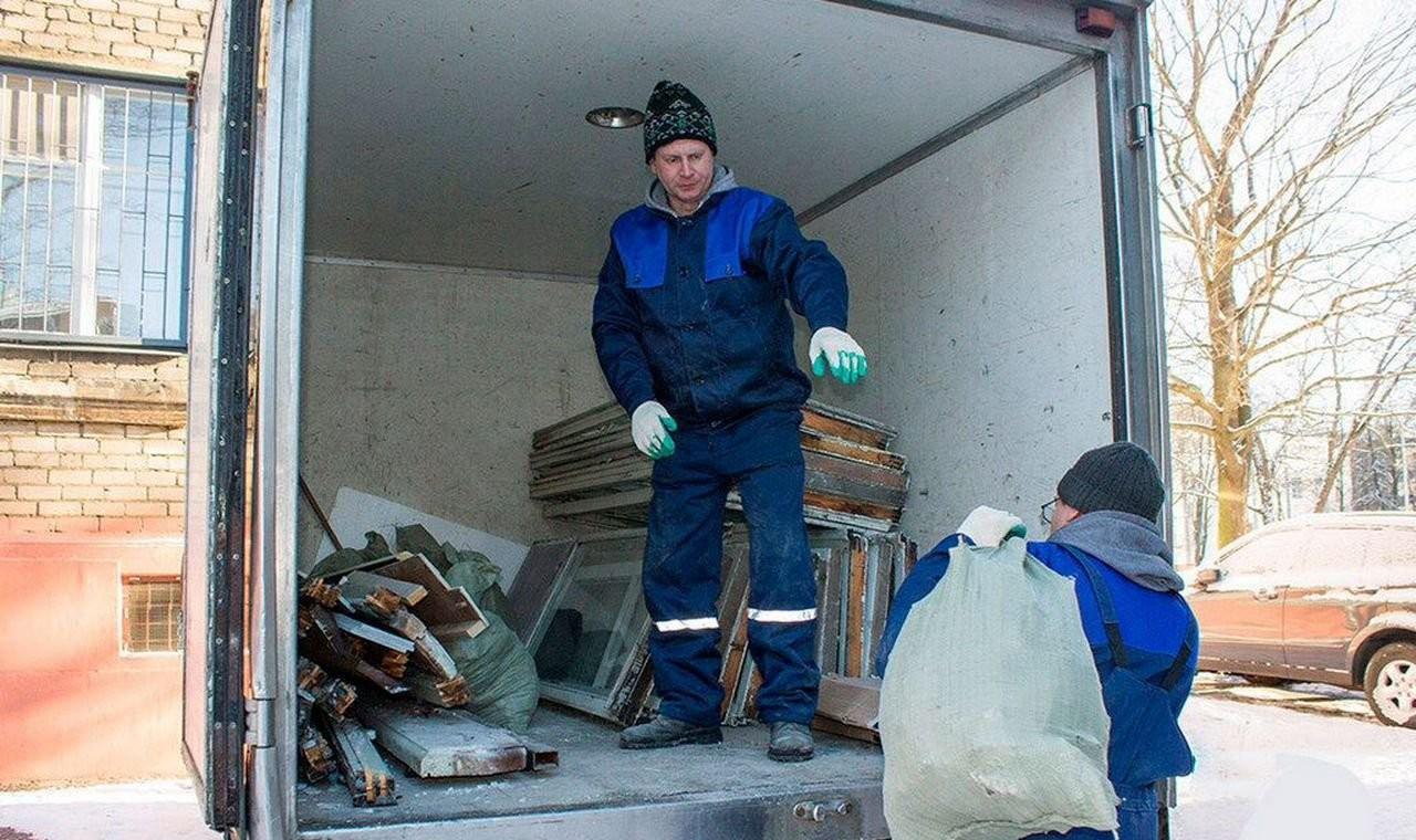 Вынос,вывоз строительного мусора и хлама - Самара, цены, предложения специалистов