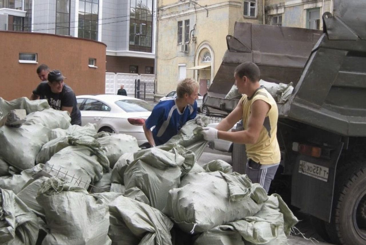 Вывоз бытового, строительного мусора, грузоперевоз - Самара, цены, предложения специалистов