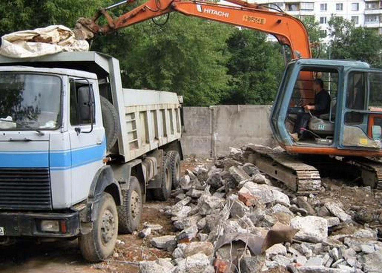 Вывоз строительного мусора - Самара, цены, предложения специалистов